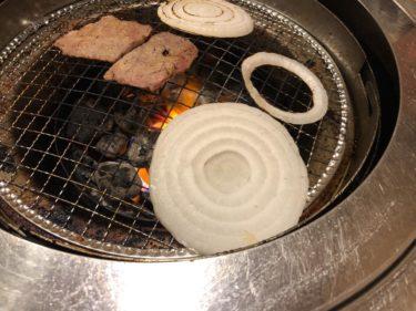 清香苑で焼肉